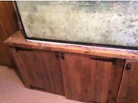 FREE - 5' fish tank