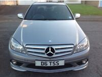 *VERY LOW MILEAGE* Mercedes Benz 220 CDI Sport 4dr