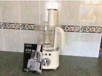 Lakeland food processor . As new condition!