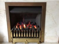Unused Gazco gas fire as bought by mistake!