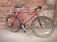 Carrera Krakatoa men's retro mountain bike, in good order