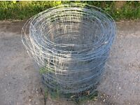 stock fencing roll of wire