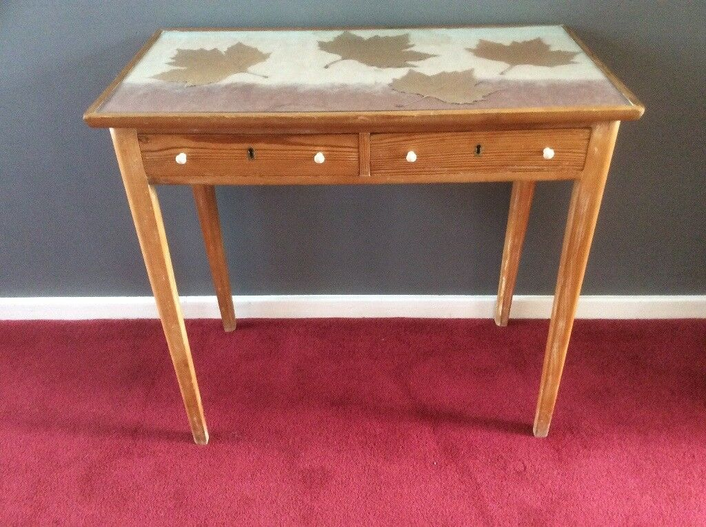 Antique Danish Desk or writing table