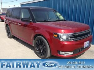 2016 Ford Flex SEL - AWD Leather*Dual Moonroofs*Navi