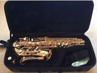 Alto Saxophone Jupiter 500 series
