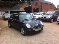 MINI Hatch 1.6 One Seven 3dr, HIGH SPECK STUNNING EXAMPLE