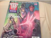 2000AD & Judge Dredd specials