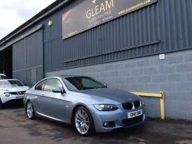 2010 BMW 320i M-Sport Coupe 170bhp Excellent Condition Only 78k FINANCE AVAILABLE