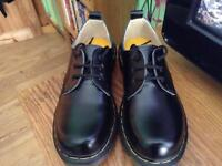 Black Dadawen Oxford ladies Brogues size 3 Brand new never worn