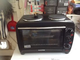 Dualitt 3 in 1 coffee espresso,Mini oven stove top 25ltr,BNC and CRT 6 network cables