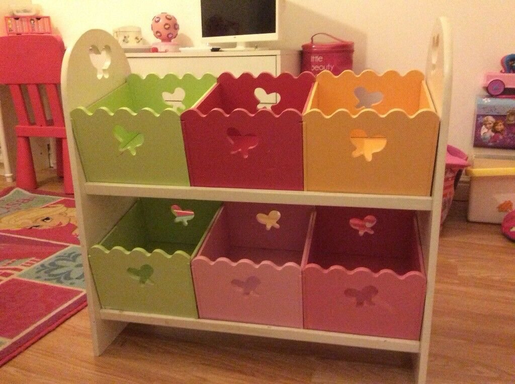 Young girls wooden bedroom storeage | in Huddersfield, West Yorkshire |  Gumtree