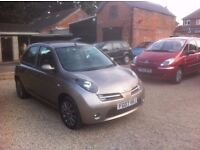 Nissan Micra 1.4 16v Sport 5dr, FULL SERVICE HISTORY, WARRANTED 46000 MILES, FULLY SERVICED