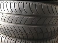 205/55/16 x 1 / singles from £20/ fitted second hand tyres