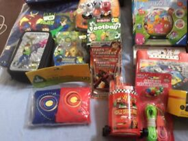 Gigantic collection of brand new toys nearly 40 items