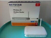 Netgear broadband router