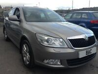 SKODA OCTAVIA 2.0 TDI CR Elegance 5dr 1 PREVIOUS COMPANY OWNER!