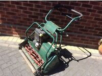 This is a quality atco lawnmower and a very expensive.