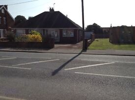 2 bed bungalow in St Annes