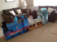 Thomas the Tank Engine 4 in 1 pop up combination play set