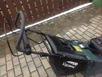 Atco viscount rotary petrol lawnmower