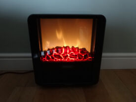 Dimplex 1.5 KW Optiflame Electric Micro Fire