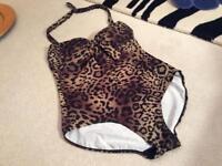 Leopard print costume