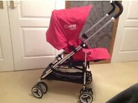 OYSTER SWITCH PUSHCHAIR -LIKE NEW