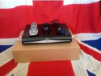 SKY + HD BOX 500GB WITH WIFI BUILT IN