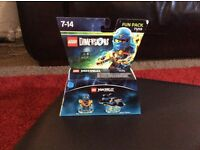 Lego dimensions jay pack