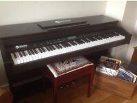 Schubert 88 key Digital Piano, as new