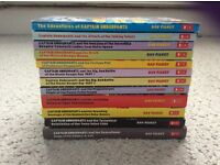 Captain Underpants set of 12 books Dav Pilkey