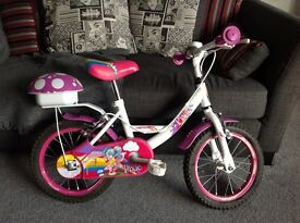 Apollo girls bike