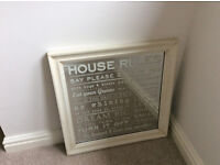House Rules Mirror