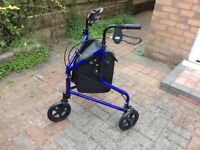 days Tri-Wheeled Light Weight Walker