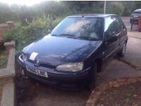 Peugeot 106 Zest 1.1L Petrol 3 Door