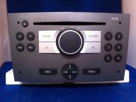 Vauxhall in car cd original oem model no cd30