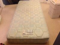 Silentnight Ultimate Collection Single Mattress Excellent Condition