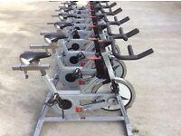 Schwinn IC Pro spin bikeS