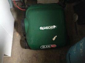 Qualcast lawnmower electric,£25,00