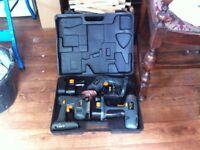 POWERG - case of power tools (RECHARGABLE)