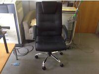 Nice executive / office chair.