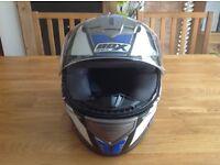 Motorcycle Crash Helmet (Xtra Small)