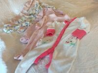 Large Bundle Of Baby Girl's Clothes/ 0-3 months/ 34 items/ Great Condition/ Now Reduced/Suit Trader