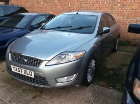 FORD MONDEO TITANIUM X 2.0 TURBO DIESEL,6 SPEED MANUAL,FULL LEATHR HEATED & COOLING,F/S/H, XENNON