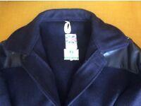 Mens Greenham donkey coat jacket, wool blend, size L/XL