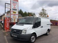 EX BT FORD TRANSIT!! **ARCTIC COMMERCIALS**