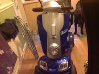 Secondhand scooter very good condition one owner from new