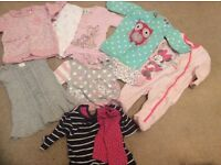 Baby girl (up to 1 month) bundle