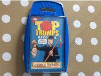 Top Trumps Specials Horrible Histories card game