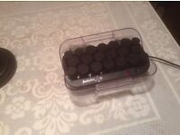 Babyliss thermo ceramic heated hair rollers